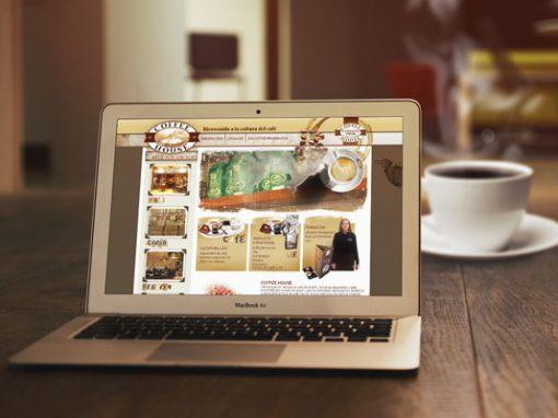 Coffee House El viejo tostadero página web